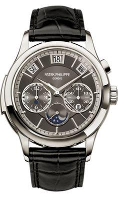 5208P-001 Patek Philippe Grand Complications Mens Platinum Watch   WatchesOnNet.com