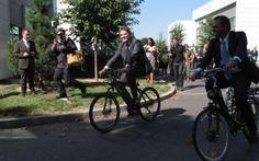 La belle échappée de l'as du vélo électrique