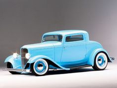 32 Ford Coupe!  Whether you're interested in restoring an old classic car or you just need to get your family's reliable transportation looking good after an accident, B & B Collision Corp in Royal Oak, MI is the company for you!  Call (248) 543-2929 or visit our website www.bandbcollisioncorp.net for more information! #hotrodclassiccars