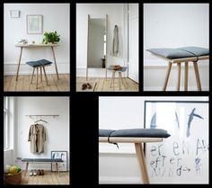 Beautiful wardrobe  Georg, not even for sale yet. Designer Christina Liljenberg Halstrøm.