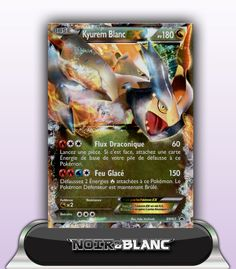 KYUREM BLANC EX 180PV - BW63