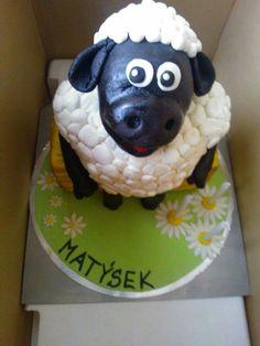 narozeninový dort Cake, Desserts, Food, Pie Cake, Meal, Cakes, Deserts, Essen, Hoods