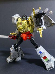 Transformers Masterpiece MP-08 Grimlock (Reissue)