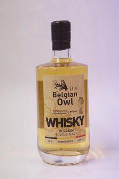 """The Owl Distillery, distillerie Grace-Hollogne : article le whisky d'Etienne  sur """"Le blog de Gilles Pudlowski - Les Pieds dans le Plat"""""""