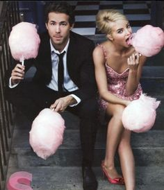 Kate Hudson and Ryan Reynolds' super sweet photoshoot