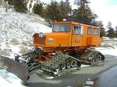 Snowmobile Tucker Sno Cat
