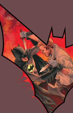 Batman by J.H. Williams III