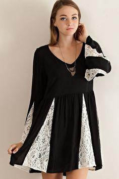 Demi Laced Dress