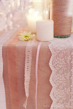 décoration mariage rustique chic naturelle