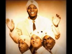 """THE TURBANS - """"WHEN YOU DANCE"""" (1955) - YouTube"""