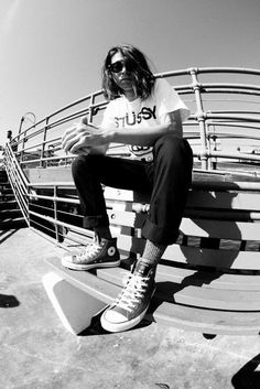 Stussy for Converse