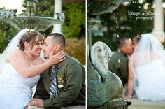 Sweet bride and groom pose  » Blog » page 2