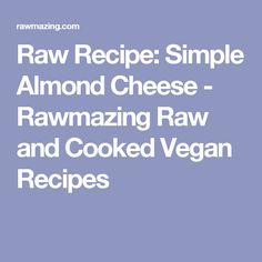 Raw Vegan Chili - Rawmazing Raw and Cooked Vegan Recipes Tart Recipes, Raw Food Recipes, Healthy Recipes, Almond Cheese Recipe, Beet Chips, Pumpkin Spice Cookies, Vegan Chili, Vegan Crackers, Raw Chocolate