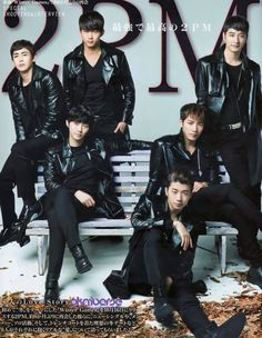 2PM in Women's Weekly Magazine
