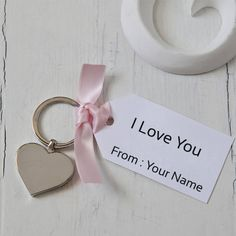 I Miss You Beautiful and Designer Greeting With Name