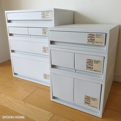 Trendy Home Ideas Organizing Cabinets 69 Ideas Muji Storage, Storage Hacks, Locker Storage, Home Organisation, Room Organization, New Home Designs, Home Design Plans, Home Office Cabinets, Gym Room At Home