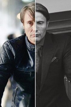 """""""""""But Hannibal being a chameleon on the run, he will also have to adapt to a different lifestyle. He will still be the same; it's not that he will be changing his personality, but he will change his..."""