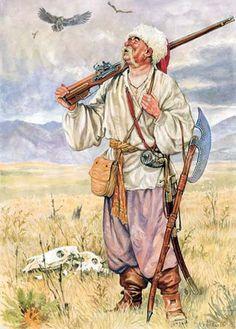 1500-1600 c? Cosaco Zaporoski by Marek Szyszko