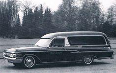 1962 Mercury Monterey Hearse by Pollmann Graven Images, Aesthetic Themes, Goth Aesthetic, Mercury Cars, Black Parade, Station Wagon, Ambulance, Dream Cars, Dream Job