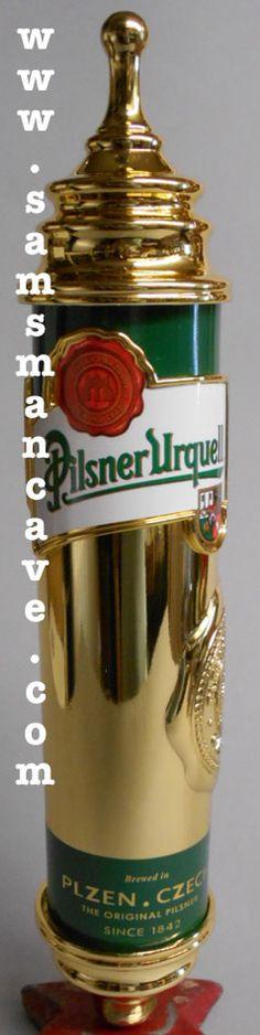 Pilsner Urquell Tap Handle