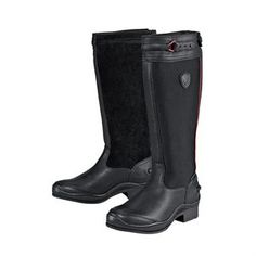 Ariat's Ladies' Extreme H20 Insulated Tall Boot is the perfect choice for a winter boot for riding or just working around the barn! They are made with technolody to keep you warm and comfortable all day long!
