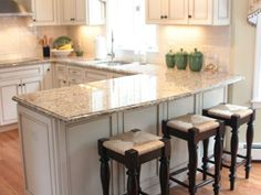 Image result for 11 x 11 kitchen with island