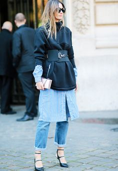 This Is the Cost-Free Styling Trick Everyone Is Doing Right Now via @WhoWhatWearUK