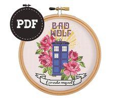 Doctor Who Parody Rose Tyler Bad Wolf TARDIS and by bertaMOMO