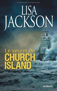 Amazon.fr - Le secret de Church Island - Lisa Jackson - Livres