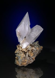 #Calcite 2nd Sovetskii Mine, Dal'negorsk, Primorskiy Kray, Far-Eastern Region, Russia