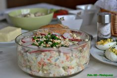 Przepisy i porady kulinarne: Sos tatarski do jajek na twardo.