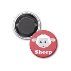#customize - #Sheep refrigerator magnets home kitchen