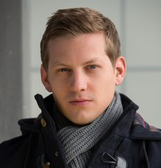 James Sutton as John Paul McQueen. A fave.