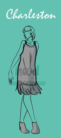 All About Dress Silhouettes | Mood Designer Fabrics Sewciety Blog | Bloglovin'