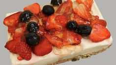 Let there be CAKE! Happy Fourth of July: http://nutritionbeast.com/2015/06/fourth-of-july-dessert-strawberry-cake-with-blueberries-cool-whip/