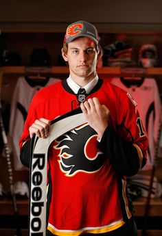 Netminder Jon Gillies, the Flames third round pick, is headed to Providence College for the 2012-13 campaign.