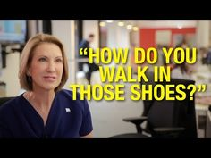 If Men Were Treated Like Women In The Office With Carly Fiorina (Presidential Candidate) - YouTube