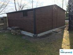 Dió fahatású mobilgarázs Shed, Outdoor Structures, Barns, Sheds