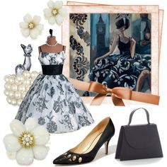 """""""Simply 1950's"""" by neurone on Polyvore"""