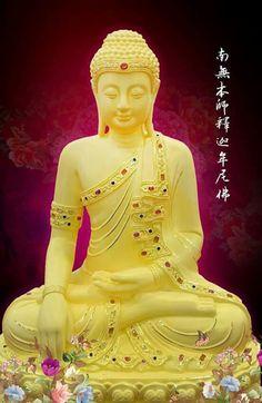 Buddha Gautama Buddha, Buddha Buddhism, Buddha Art, Jade Buddha Statue, Buddha Statues, Buddha Figures, Buddha Garden, Buddhist Symbols, Buddha Temple