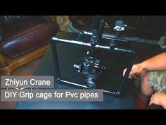DIY Grip Cage for the Zhiyun Crane – Cinescopophilia