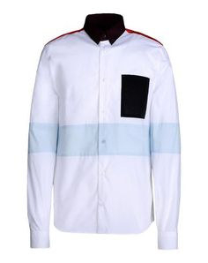 Raf Simons Fred Perry Long Sleeve Shirt Men - thecorner.com - The luxury online boutique devoted to creating distinctive style