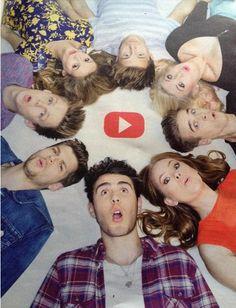 Youtubers♡ Alfie, Tanya, Joe, Louise, Marcus, Naomi, Caspar and Jim