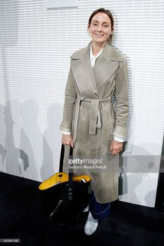 Designer Phoebe Philo attends the LVMH Prize 2016 Young Fashion Designer at Fondation Louis Vuitton on June 16, 2016 in Paris, France.