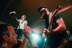 Photos of Reverend Peyton's Big Damn Band at The Taft Theatre :: KP Photography