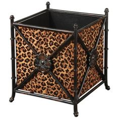 Timber Creek Leopard Folding Chair Need This For