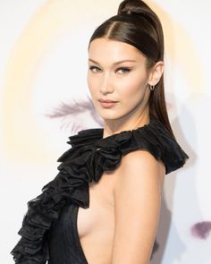 Bella Hadid attends at Dior, The Art of Color'' exhibition at MoCA Shanghai in Shanghai, China