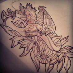 Tattoo Idea! - http://www.tattooideascentral.com/tattoo-idea-1767/