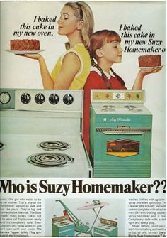 advertisement # suzy homemaker # toy oven