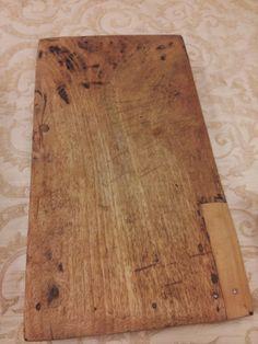 wood Butcher Block Cutting Board, Bamboo Cutting Board, Ikea Sinks, Vanity, Wood, Dressing Tables, Powder Room, Woodwind Instrument, Vanity Set